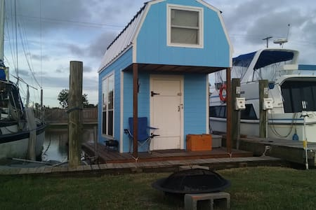 Floating Cabin on Bayou Liberty - Andere