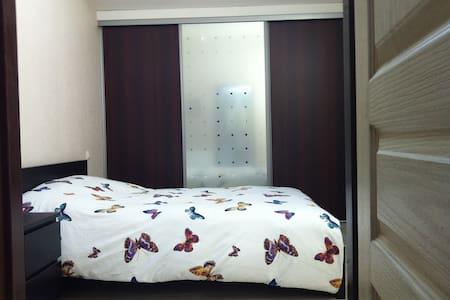 Nice en-suite room near Geneva - Hus