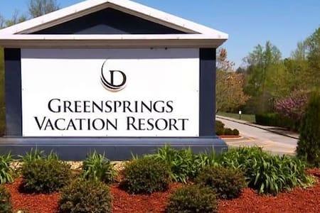 Greensprings Vacation Resort - Williamsburg - Condominio