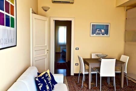 Marsala centro storico con vista sul mare - Marsala - Apartment