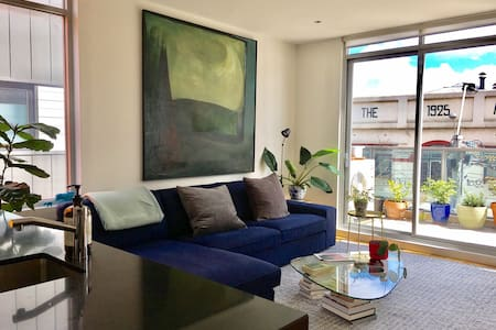 Stunning apartment in the heart of Northcote. - Wohnung