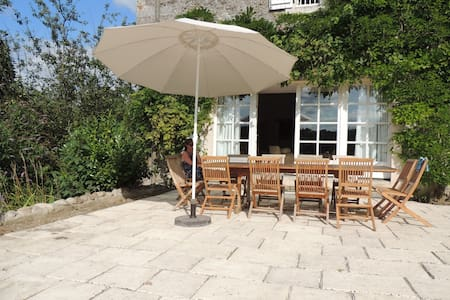 Beautiful 17thC Chateau with pool, sleeps 14. - Castle