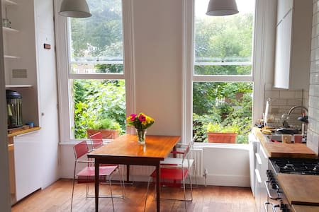 Enormous dbl/triple room in traditional Canonbury! - London - Apartment