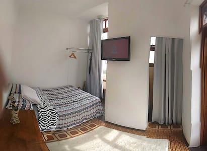 Suite privada em meio à natureza - Rio de Janeiro - Hus