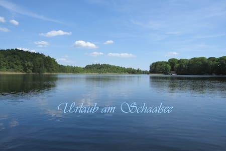 FerienWohnung Winterseeblick - Seedorf