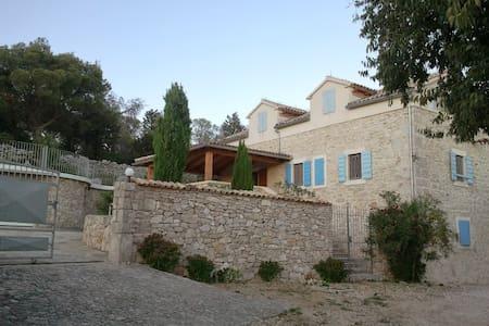 Oasis of privacy in Mediterranian Villa - Pirovac