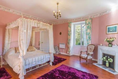 large double en-suite  - Ardilleux - Bed & Breakfast