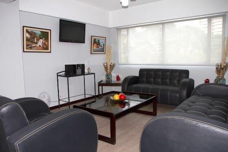 Modern & quiet apartment at Ave Las Americas. - Apartamento