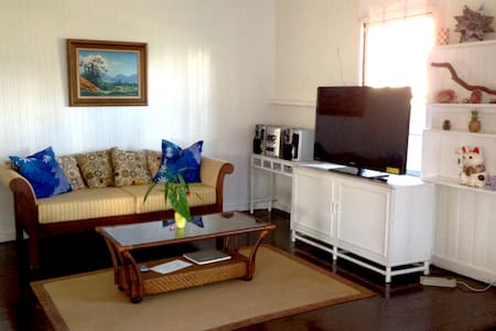 Lanai Gem 3-Bdrm Plantation Home Near Town Square - Lägenhet