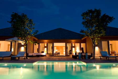 Island Villa at COMO Parrot Cay - Casa