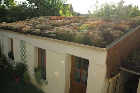 Charming house 12 min from Paris - Dom