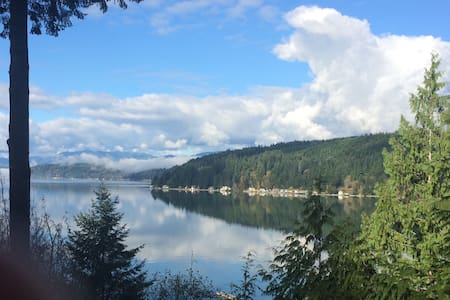 The Narrows on Hood Canal at Union - Union - Casa