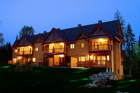Town house condo at Red Mountain - Rossland - Lejlighedskompleks
