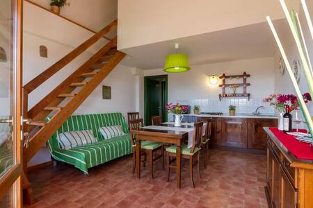 Calendula 2 Bedroom with Terrace - Huoneisto
