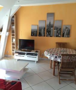 LE CARMELITE - Bréançon - Wohnung