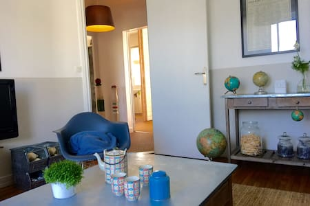 Appartement T3 - 100 m de la plage - Larmor-Plage - Apartment