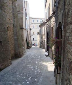 Appartamento 3 camere in centro storico a Fermo - Fermo - Apartment