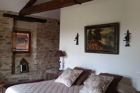 """Chambre du """"Sénéchal"""" - Cordes-sur-Ciel - Bed & Breakfast"""