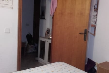 Spacious, comfortable and well located room3 - Palma - Apartment