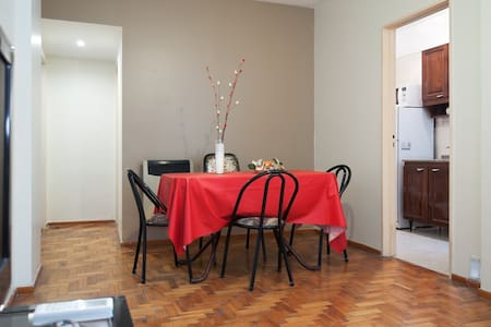 Confortable espacio en Caballito - Buenos Aires - Apartment
