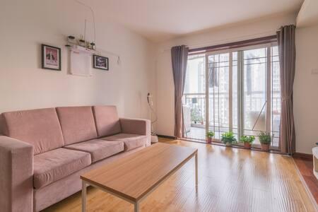 蛇口海尚国际简单、舒适公寓!欢迎梦想创业青年 - Huoneisto