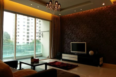 Bangsar South KL Comfy Hi-End Condo - Leilighet