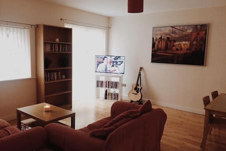 Double room in City Centre flat. - Liverpool - Apartment