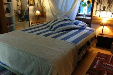 Original Cozy Room in the heart of Valais - Wohnung
