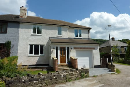 Thorncliffe House - Lovely home from home sleeps 8 - Darley Dale - Hus