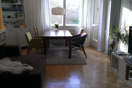 Quiet Apartment with lots of sun - Appartement