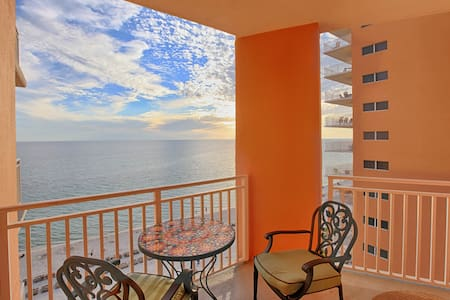 Splash Beach Resort 601E-A - Condominium
