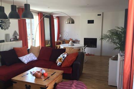 Appartement plein centre ville avec extérieur - Caen - Appartement