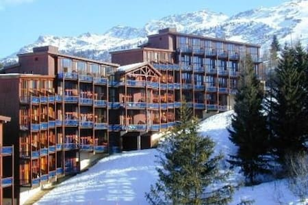 Duplex Les Arcs 1800, ski aux pieds - Les Arcs, Bourg-Saint-Maurice