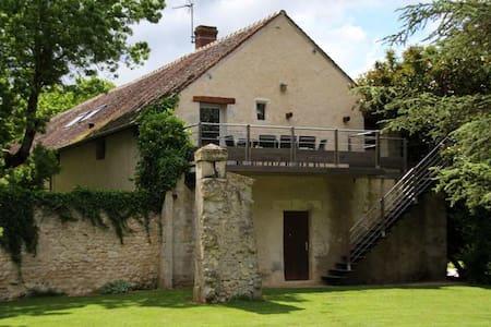 Loft de la Brosse Montmort - Haus