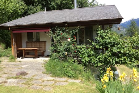 Chalet in Morel (Oberwallis) - Apartment