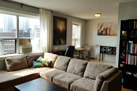 Vintage Space with Modern Design - Lägenhet