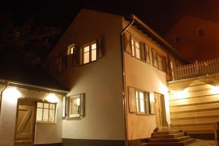 Design Cottage am Rhein-KleineVilla - Casa