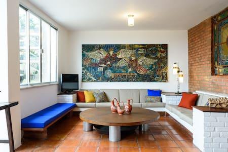 Charming 102m² house in Leme - Rio de Janeiro - House