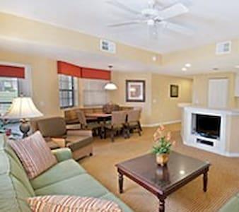 Disney Vacation, Orange Lake Resort - Kissimmee - Apartment