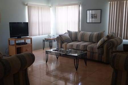 Lovely Spacious Apartment in Safe Neighborhood - La Ceiba