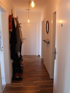 Zentrale Wohnung am Rabenberg / Privatzimmer! - Lyxvåning