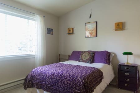 Comfortable bedroom w/private bath in Mill Creek - Mill Creek - Townhouse