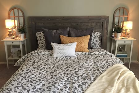 Cozy Guest Room in South Austin - Casa