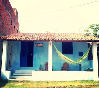 Casinha Azul - Trairi - Hus