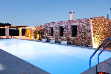 """Tenuta """"Le Tumare""""  Sea  Nature & Relax! - Provincia di Lecce - Villa"""