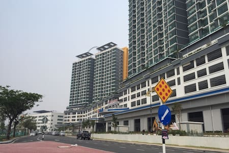 Vista Alam Suite ***Bandar Shah Alam Seksyen 14*** - Shah Alam - Appartement