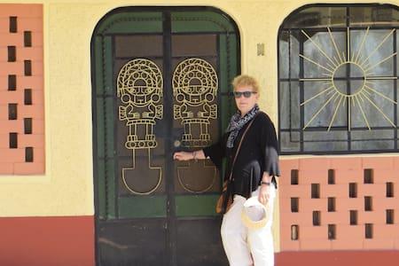 Buena Vista Habitación - Huaraz - House