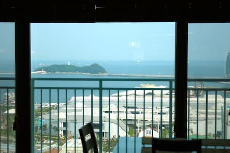 아름다운 남해와 오동도를 조망할수 있는 집(Ocean view) - Apartment