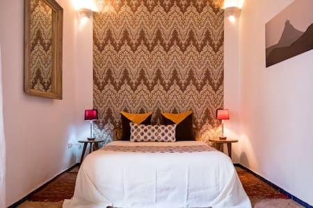 Riad marocain typique à Rabat - Rabat - Bed & Breakfast
