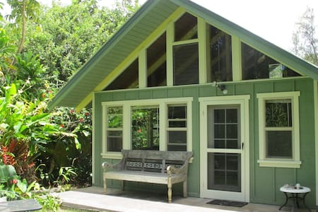 Hawaiian Tropical Hideaway Cottage - Srub